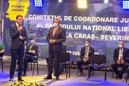 Marcel Vela, reconfirmat în funcţia de preşedinte al liberalilor cărăşeni