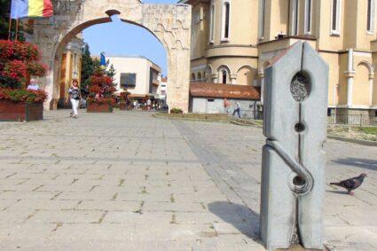 Caransebeşul are 12 kilometri din Via Transilvanica