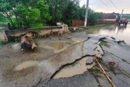6 milioane de lei pentru refacerea infrastructurii afectate de inundaţii, în Caraş-Severin