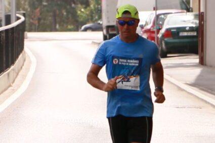 Maratonistul Dănuţ Cernat va alerga sâmbătă de la Caransebeş la Băile Herculane!