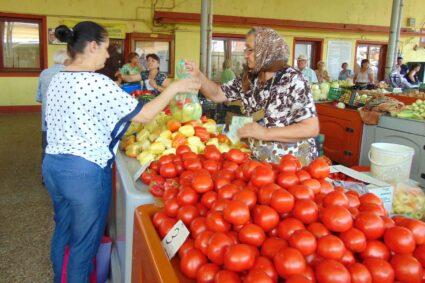Preţuri în Piaţa Gugulanilor, joi, 26 august