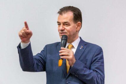 Ludovic Orban vine azi la Caransebeş