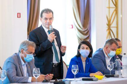 Ieri, liberalii cărăşeni au votat, la Caransebeş, Moţiunea Orban