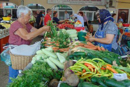 Preţuri în Piaţa Gugulanilor, joi, 9 septembrie