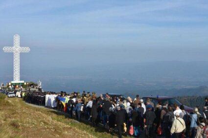 Muntele Mic, la al şaisprezecelea pelerinaj