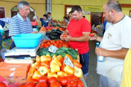 Preţuri în Piaţa Gugulanilor, joi, 2 septembrie