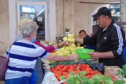 Preţuri în Piaţa Gugulanilor, joi, 16 septembrie