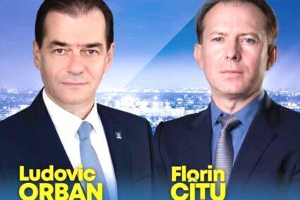 S-a hotărât! Liberalii cărăşeni vor alege individual între Cîţu şi Orban