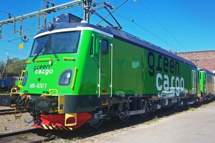 Osiile de la Caromet Caransebeş, pe locomotivele pentru Suedia