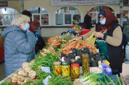 Preţuri în Piaţa Gugulanilor, joi, 14 octombrie